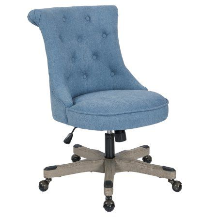 Prime Hannah Tufted Office Chair In Multiple Fabrics In 2019 Gmtry Best Dining Table And Chair Ideas Images Gmtryco