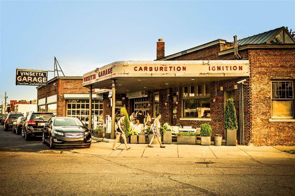 A Taste Of Detroit S Heritage At Vinsetta Garage A Car