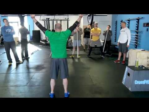 CrossFit - Efficiency Tips: The Snatch (Journal Preview)