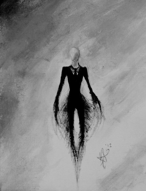 Skeleton Of Myself Slenderman Creepypasta Slenderman Creepypasta