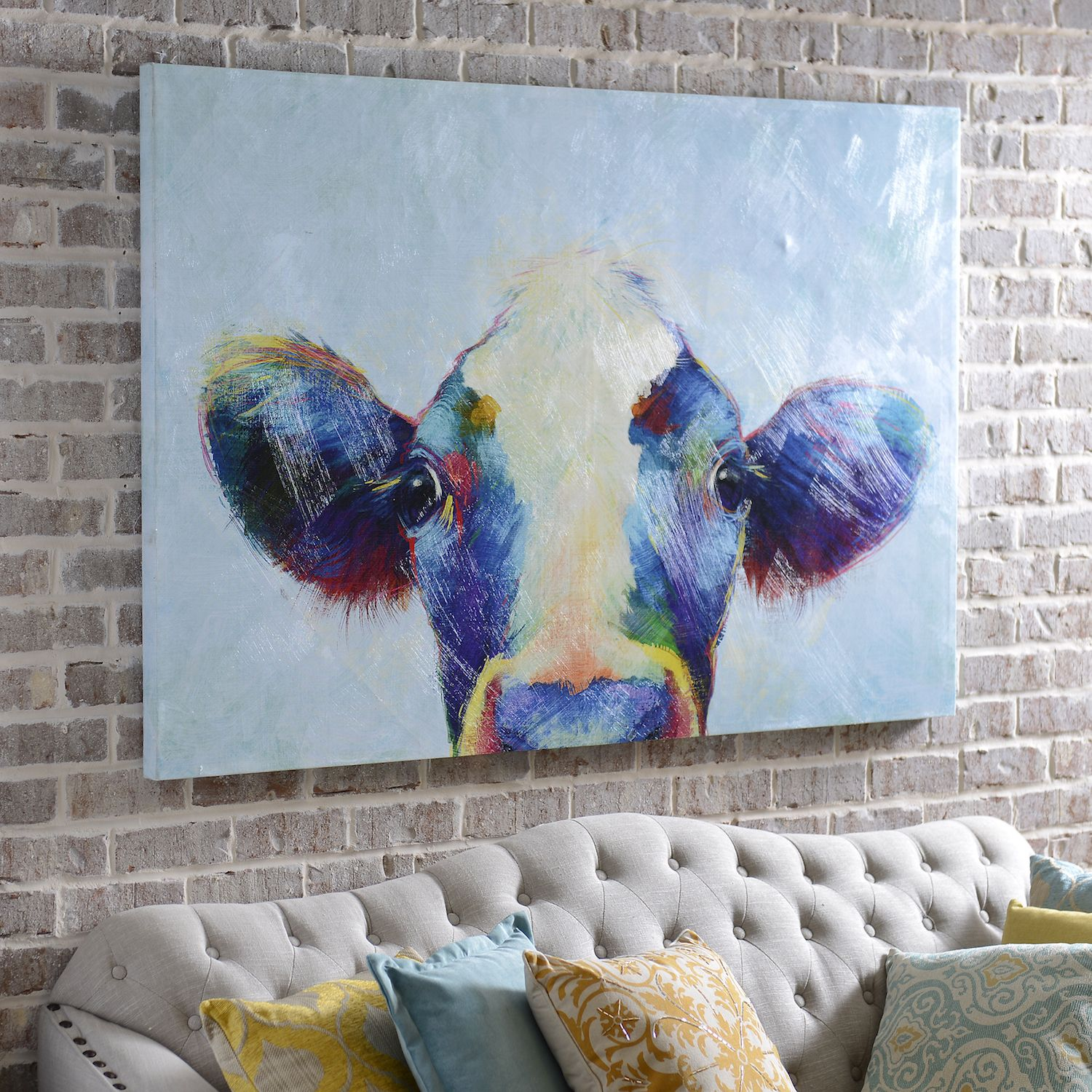 Be Bold With Your Wall Art Step Outside Your Comfort Zone And Add