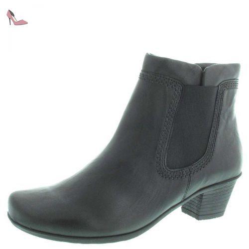 67e9004561e Sale – Gabor – Bottines pour femme – Noir Chaussures Femme dans différentes  tailles - Noir