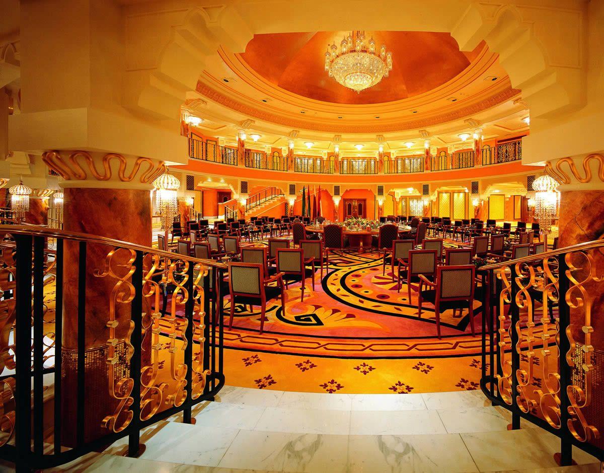 Spanish rooms burj al arab pictures and photos of for Burj al khalifa hotel rooms