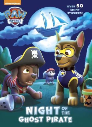 Night of the ghost pirate paw patrol