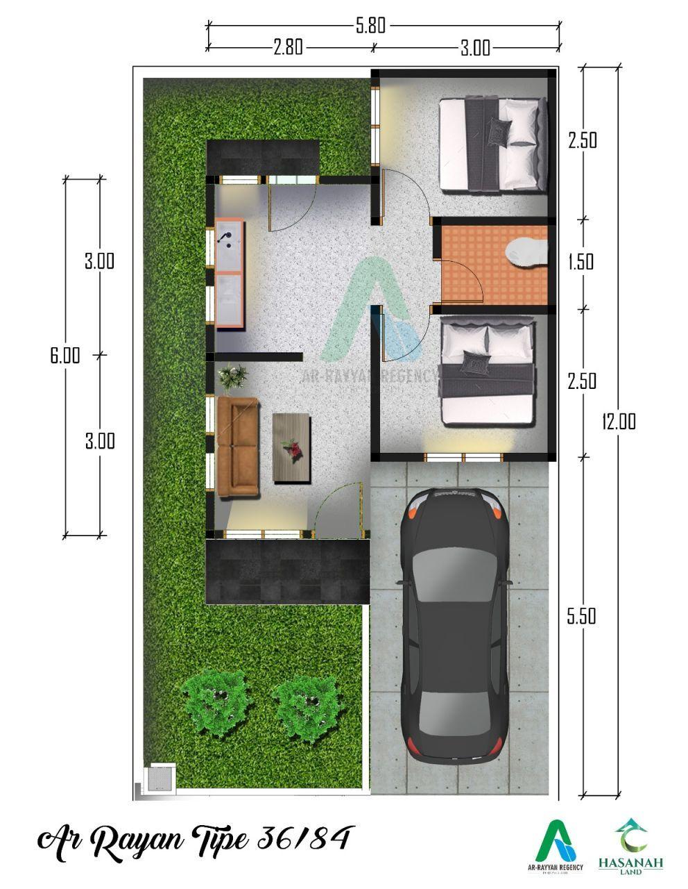 Desain Rumah Minimalis Type 36 84 Content