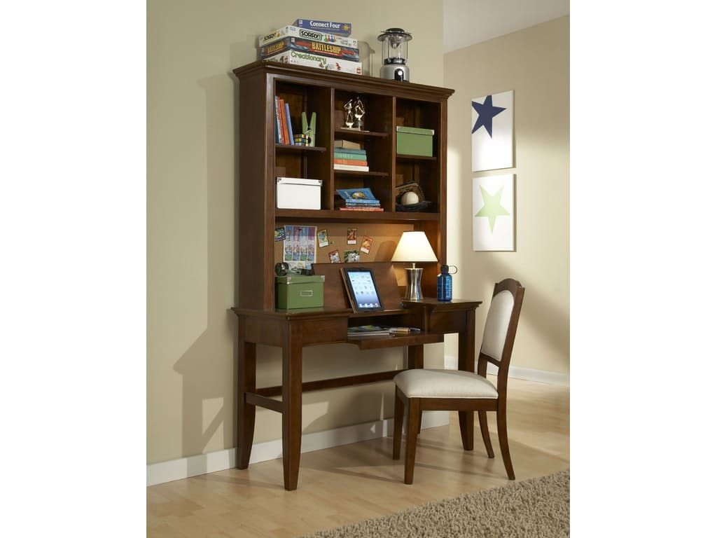 Legacy Classic Kids Youth Desk Hutch 2880 6200   Patrick Furniture   Cape  Girardeau,