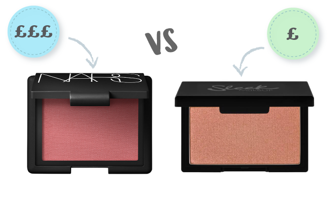 Top Ten Best Drugstore Blusher And Highlighter Dupes UK