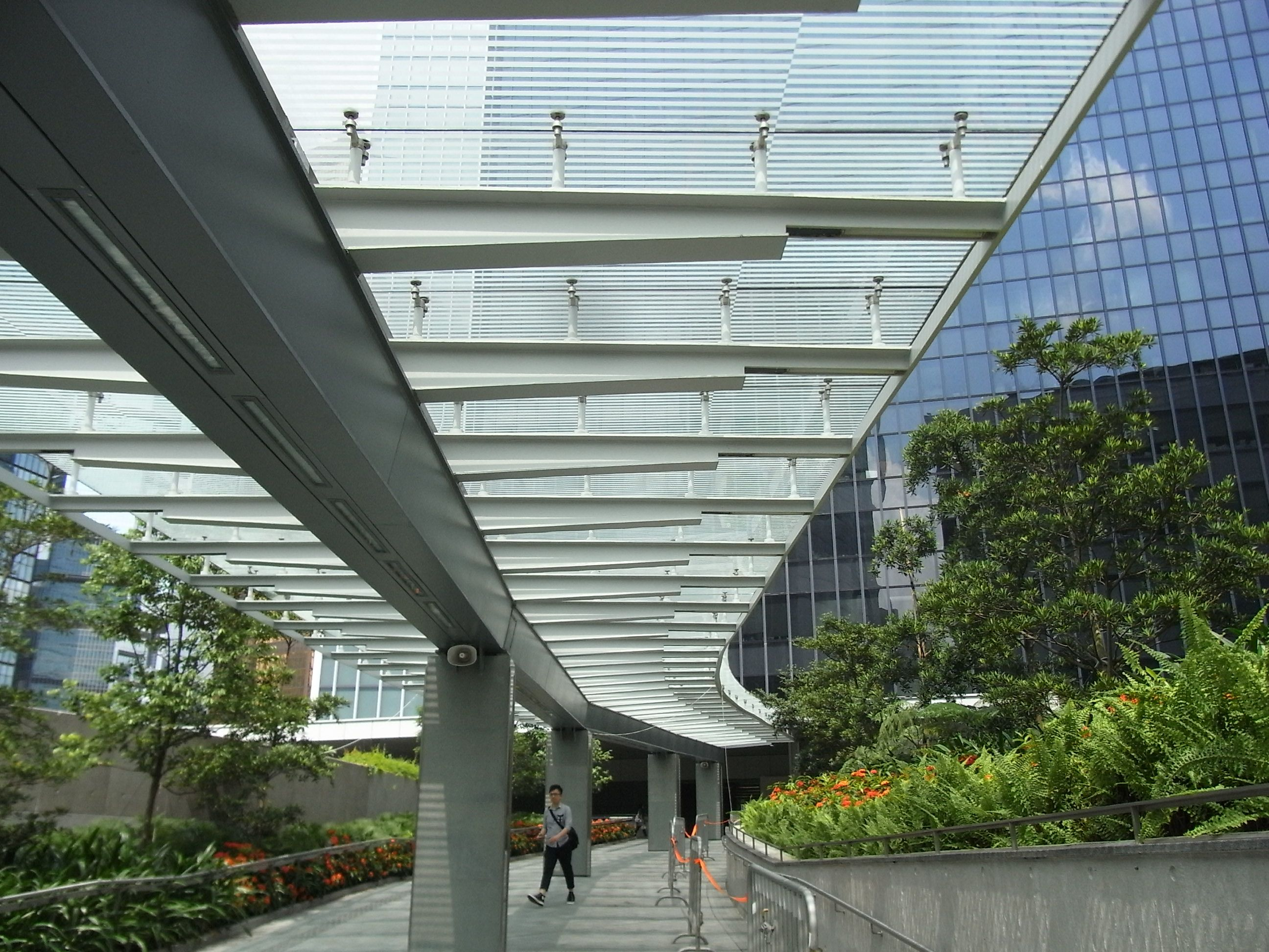 Image result for syracuse university covered walkways