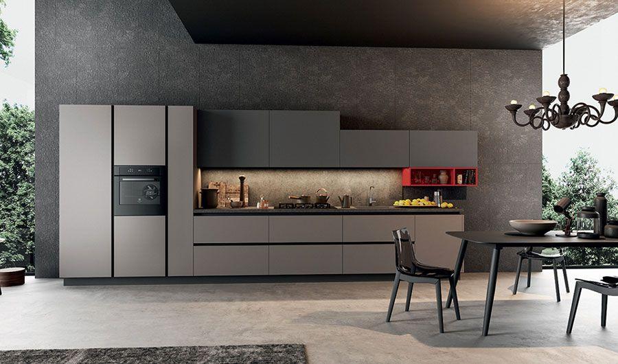 35 Idee per Colori di Pareti di Cucine Moderne | Cucina ...