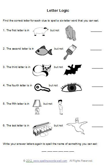 brain teaser worksheets for spelling fun kc brain teasers for kids brain teasers printable. Black Bedroom Furniture Sets. Home Design Ideas