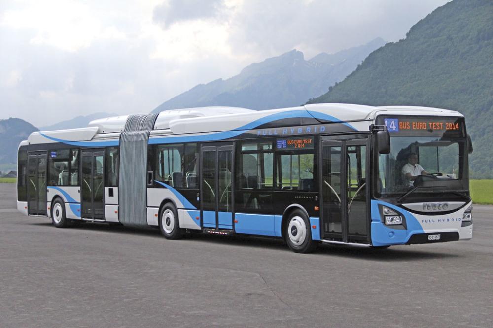 Iveco Urbanway-Full Hybrid