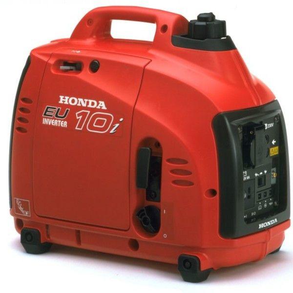 Generatore inverter honda eu10i generatori di corrente for Generatore honda eu20i usato