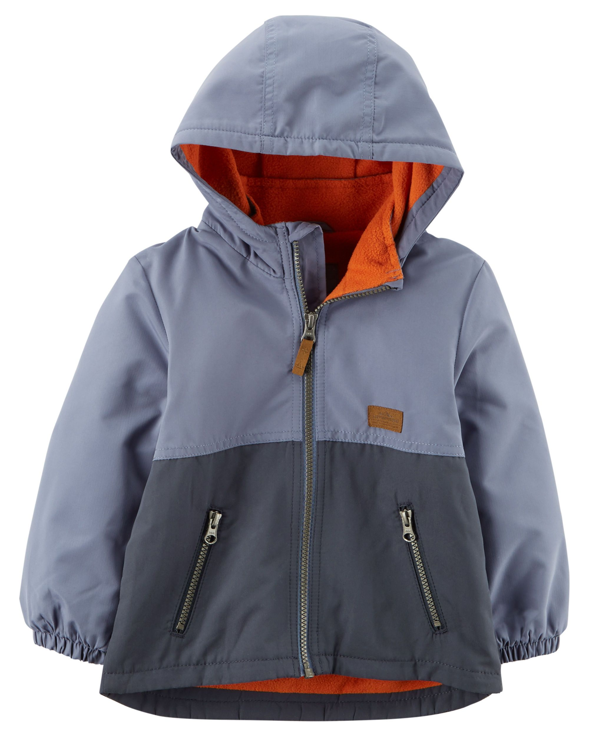 263a88691a6d Toddler Boy Fleece-Lined Midweight Jacket