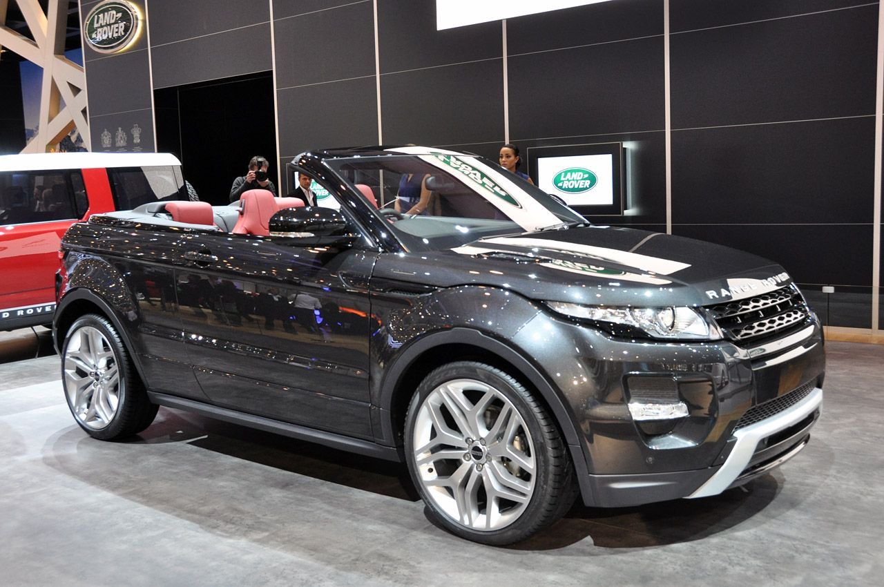 The Range Rover Evoque Convertible Carleasing Deal One Of Many Cars And Vans Available To Lease From Www Carlease Uk