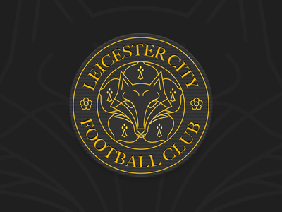 Leicester City Logo Championship Edition City Logo Leicester City Logo Leicester City