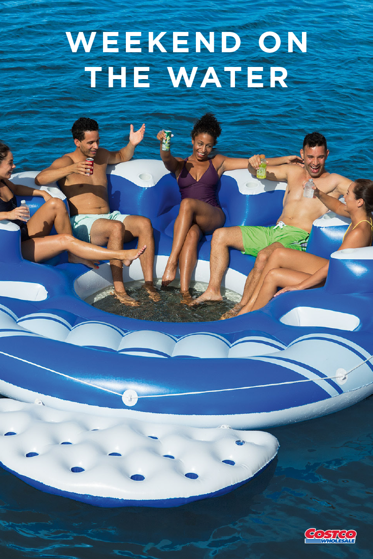 Stay Cool And Relax With Your Friends On A Float This Summer Find
