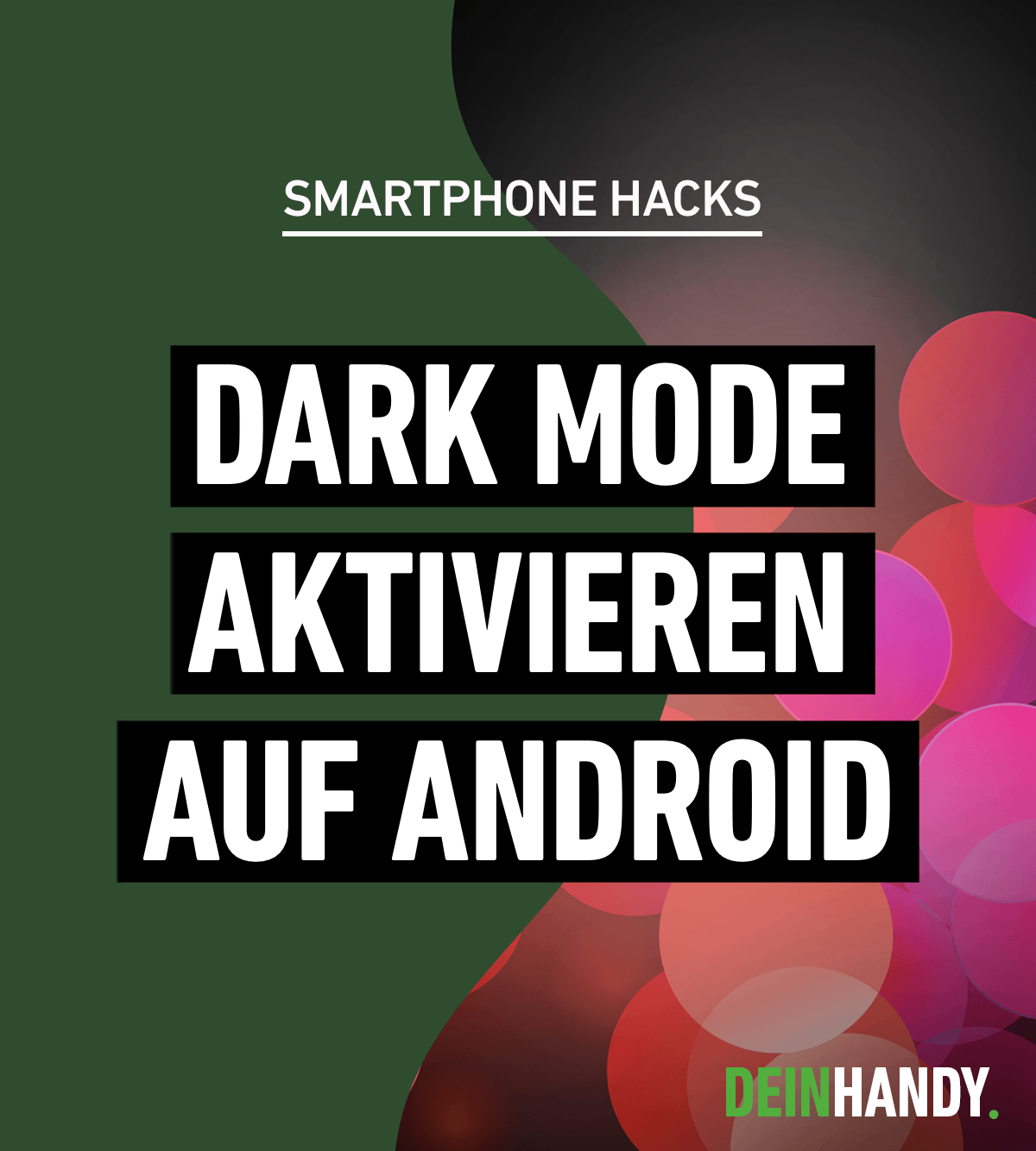 Android Dark Mode Einstellen So Funktioniert S Bei Samsung Und Co Android Smartphone Handys