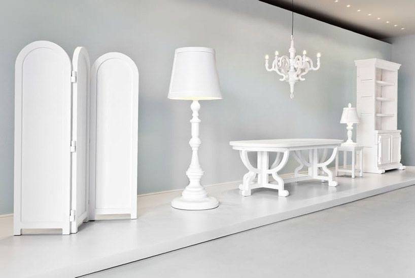 Moooi paper furniture by studio job honeycombs studio and moooi paper furniture by studio job mozeypictures Gallery