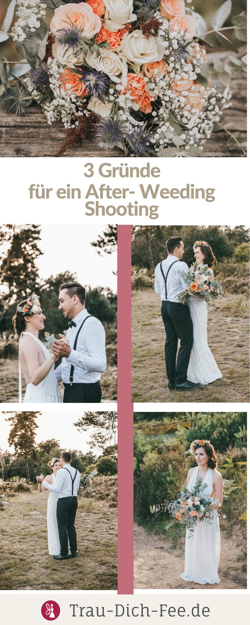 In diesem blogartikel zeigen wir dir gründe für ein afterwedding