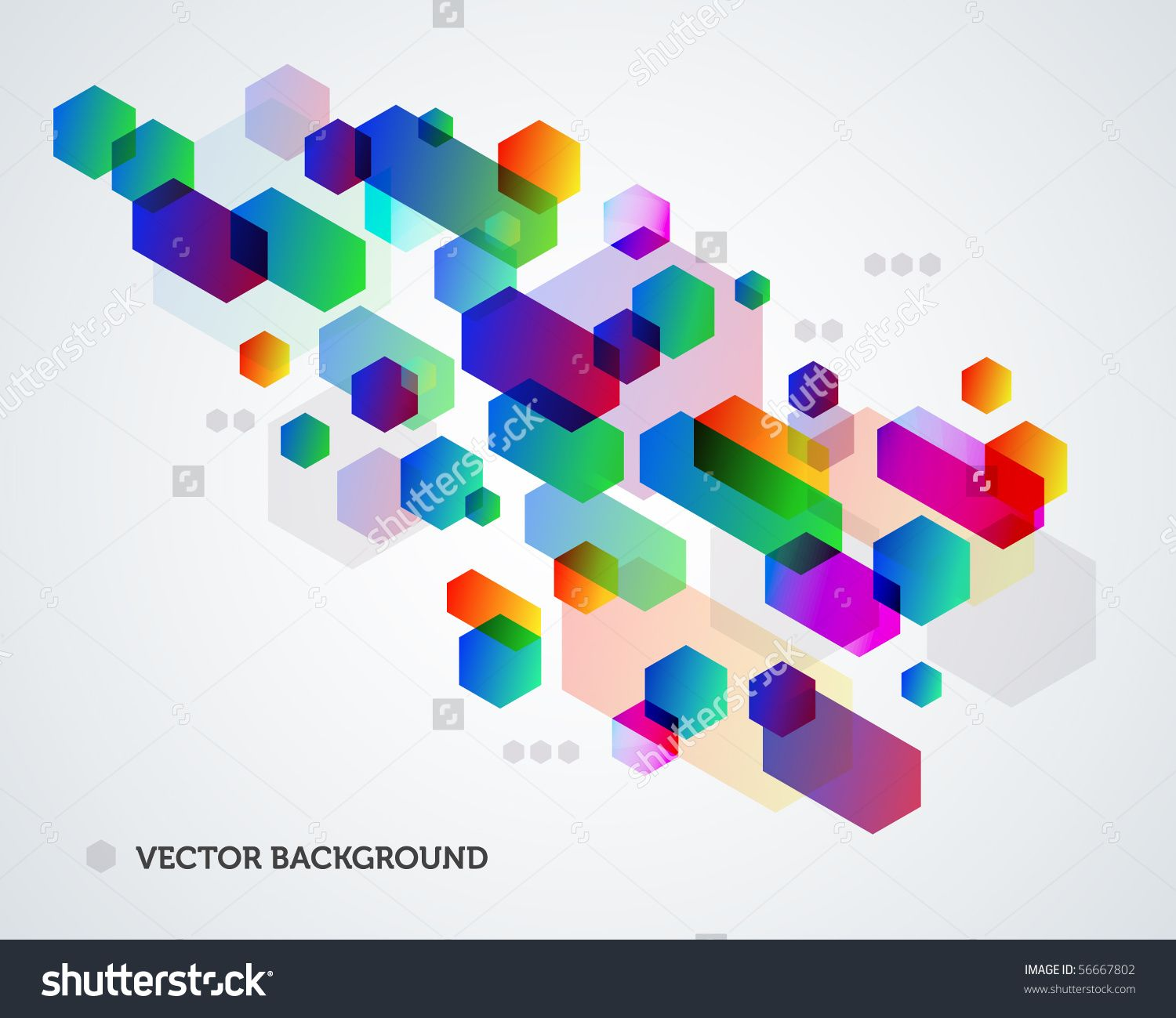 stock-vector-colorful-abstract-background-design-composed-of ...