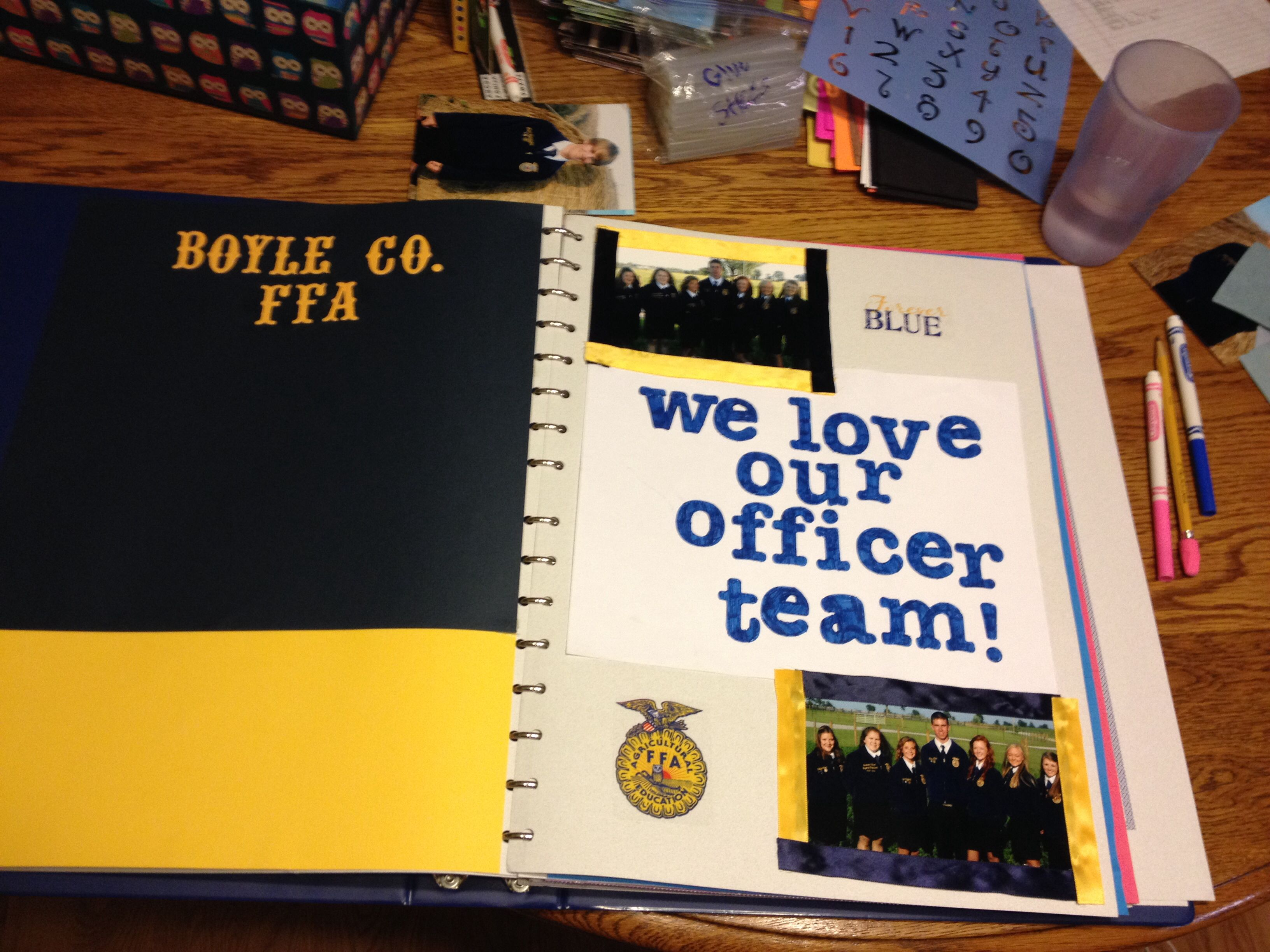 Chapter Scrapbook Ffa Pinterest Ffa And Scrapbook