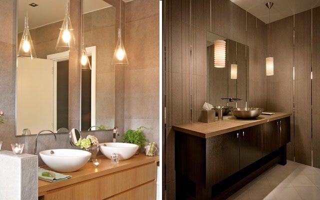 Iluminaci n de espejos de ba o iluminaci n de estancias for Espejos para banos modernos y pequenos