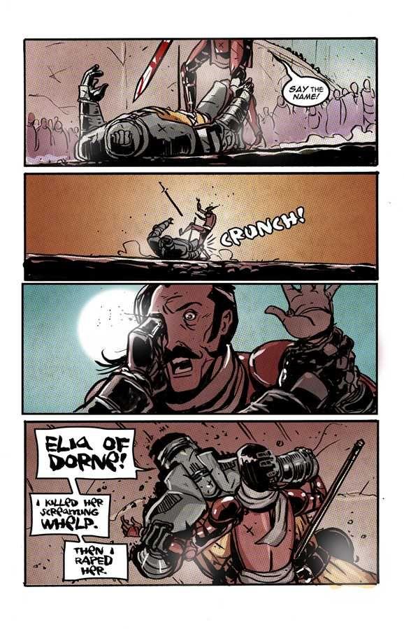 Viper vs Mountain Comic (spoilers) Comics, Viper, Mountains