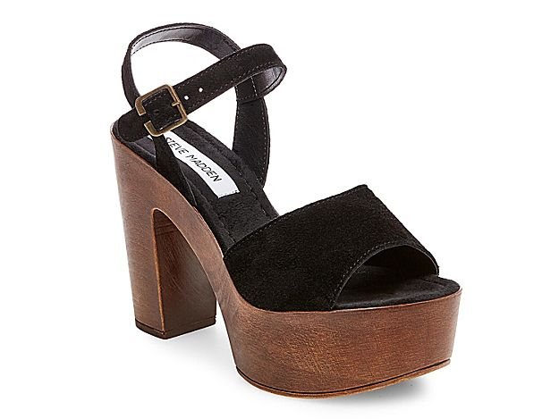 d6bb9398f67 Women Lulla Platform Sandal -Black