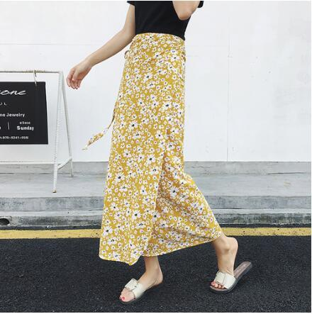 3203dab8ce Buy Womens Maxi Backless Summer Long Skirt Hippie Holiday Beach Party at  Narvay.com.