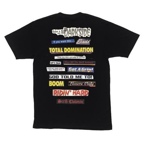 Fashion total domination