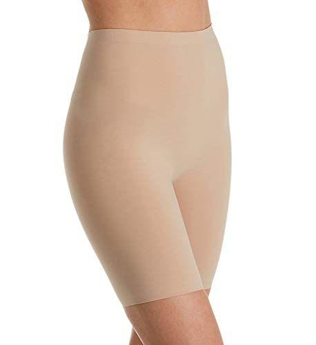 4e7f56cd19db Wacoal Women's Plus Size Beyond Naked Cotton Thigh Shaper, #Ad #Size ...