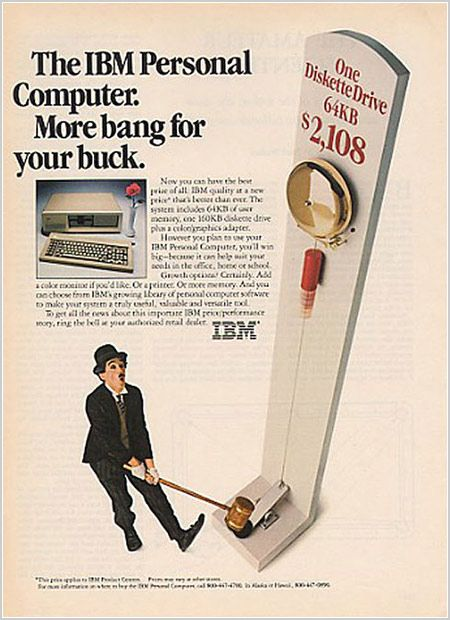 17 Best images about IBM PC Advertising on Pinterest | Ibm ...