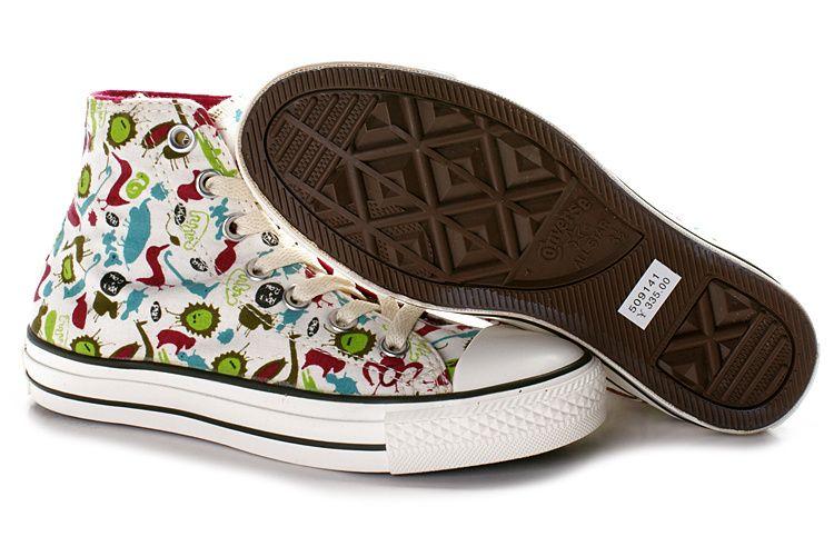 white canvas shoes women converse