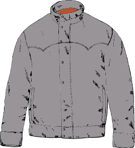 Clothing Jacket Clip Art Jackets Winter Outfits Winter Jackets