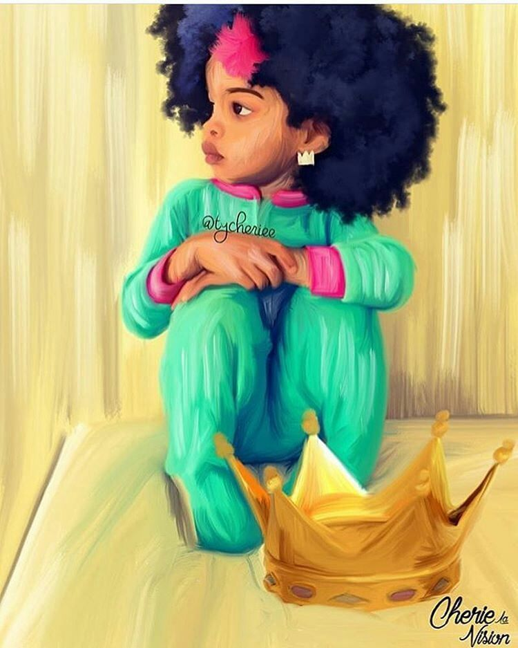 Peachy 3 627 Likes 37 Comments Art Lover Exquisiteblackart On Natural Hairstyles Runnerswayorg