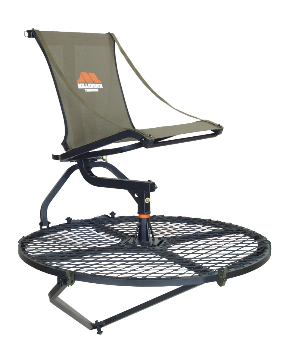 M360 revolution Foot rest, Swivel seating, Deer hunting