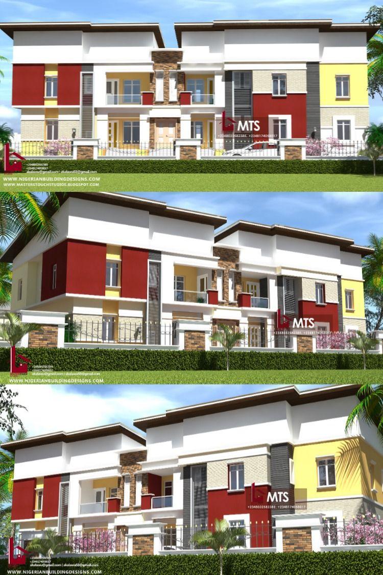 Nigerianbuildingdesigns Nigerianhouses Masterstouchstudios