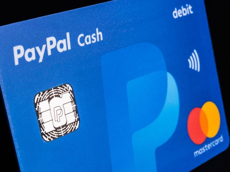 How You Can Use Paypal On Amazon Despite It Not Being Directly Accepted Business Insider India Paypal Cash Visa Debit Card Debit