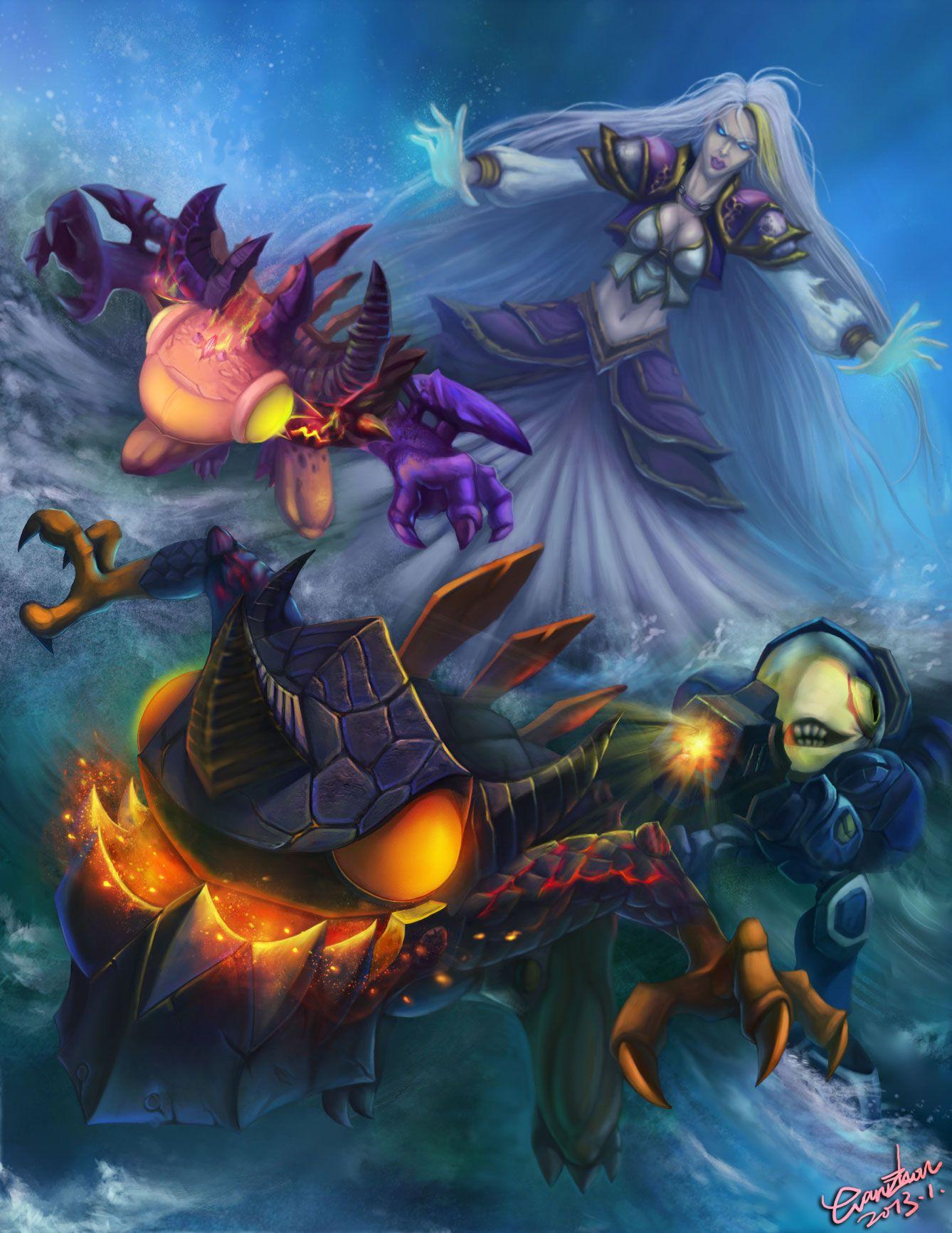 Secret Weapon World of warcraft, Anime, Warcraft