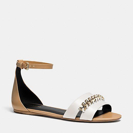 COACH Designer Sandals   Seabreeze Sandal