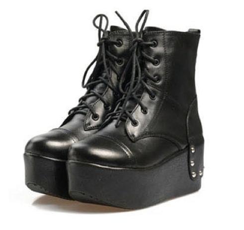 hitapr.org platform combat boots (05) #combatboots | Shoes ...