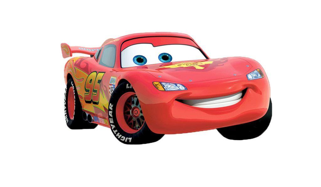 Cars Vegglimmidi Disney Wall Decals Lightning Mcqueen Disney Cars