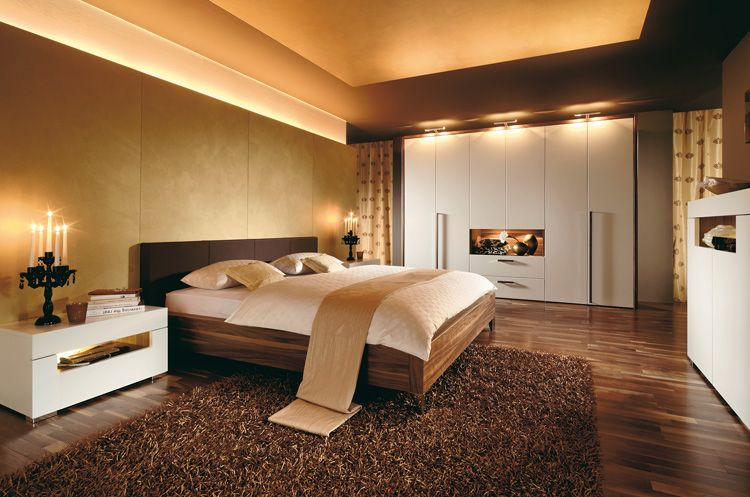 Beautiful Bedroom Design Ideas For Couples | Bedroom Designs: Luxury Brown Bedroom  Design Ideas For Couples Brown .