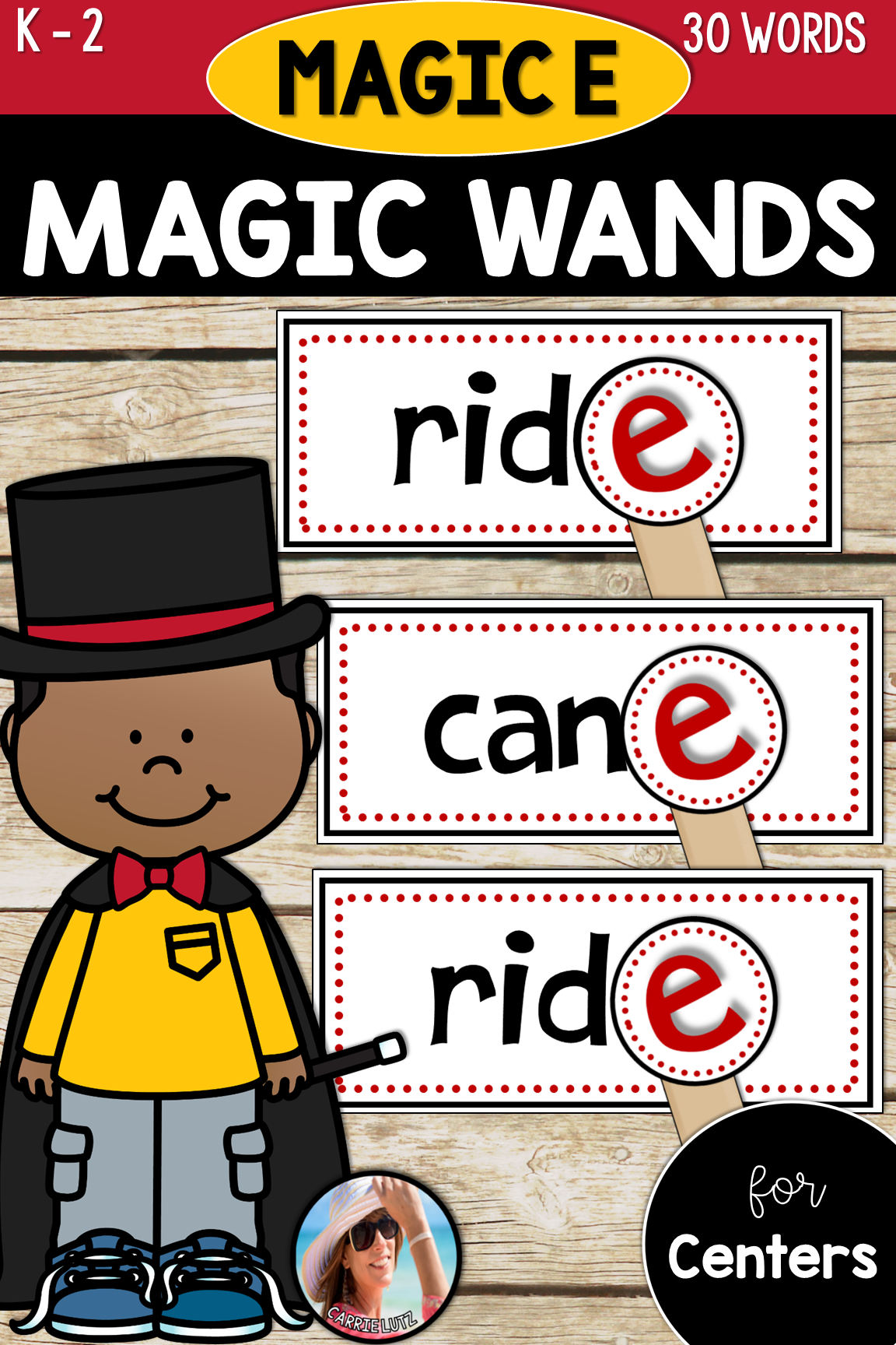 Magic E Magic Wands