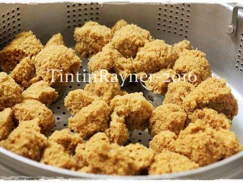 Resep Bolu Kukus Gula Merah Anti Gagal Lembut Pasti Mekar Merekah Oleh Tintin Rayner Resep Resep Pudding Desserts Resep Masakan