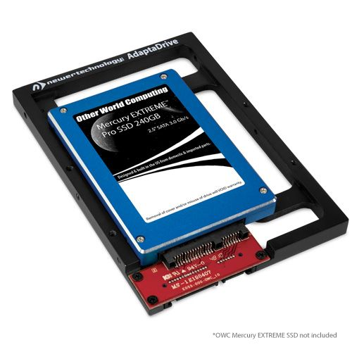 How to install an SSD in your Mac Pro? If you find it okay