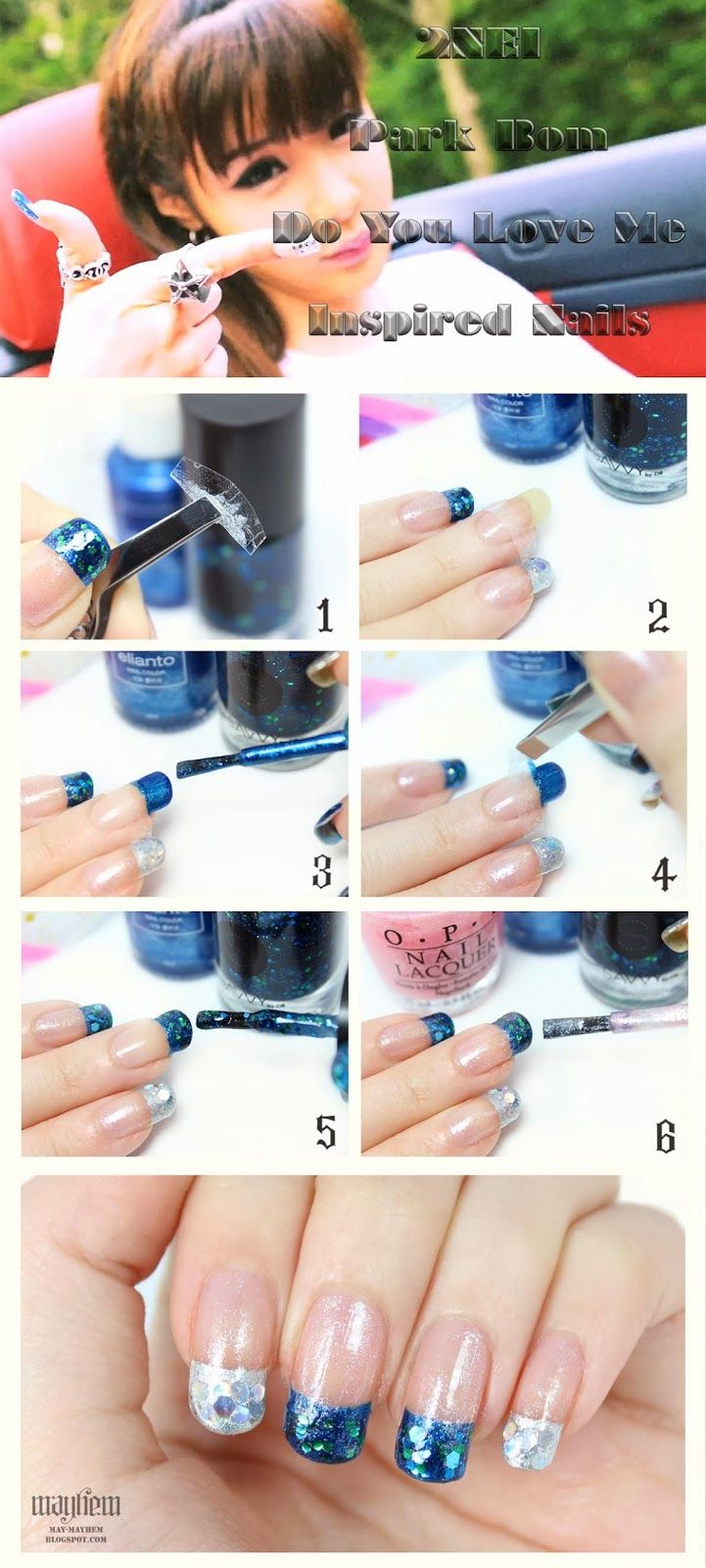 Park bom nails Nail Art Pinterest Nails Nail Art and Cute