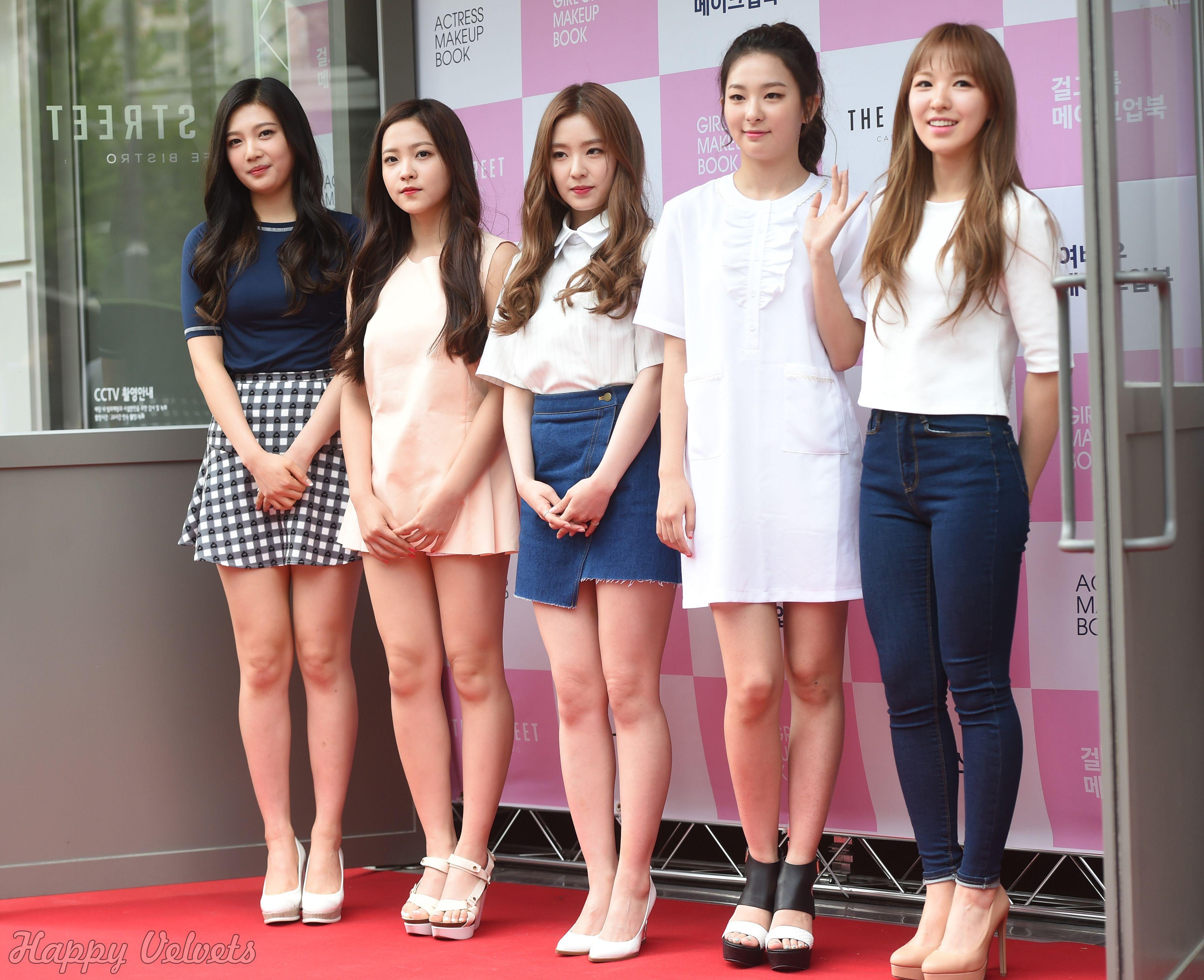 Red Velvet Hair Dye Kpop Color Developers  Red Velvet  Pinterest  Hair Kp