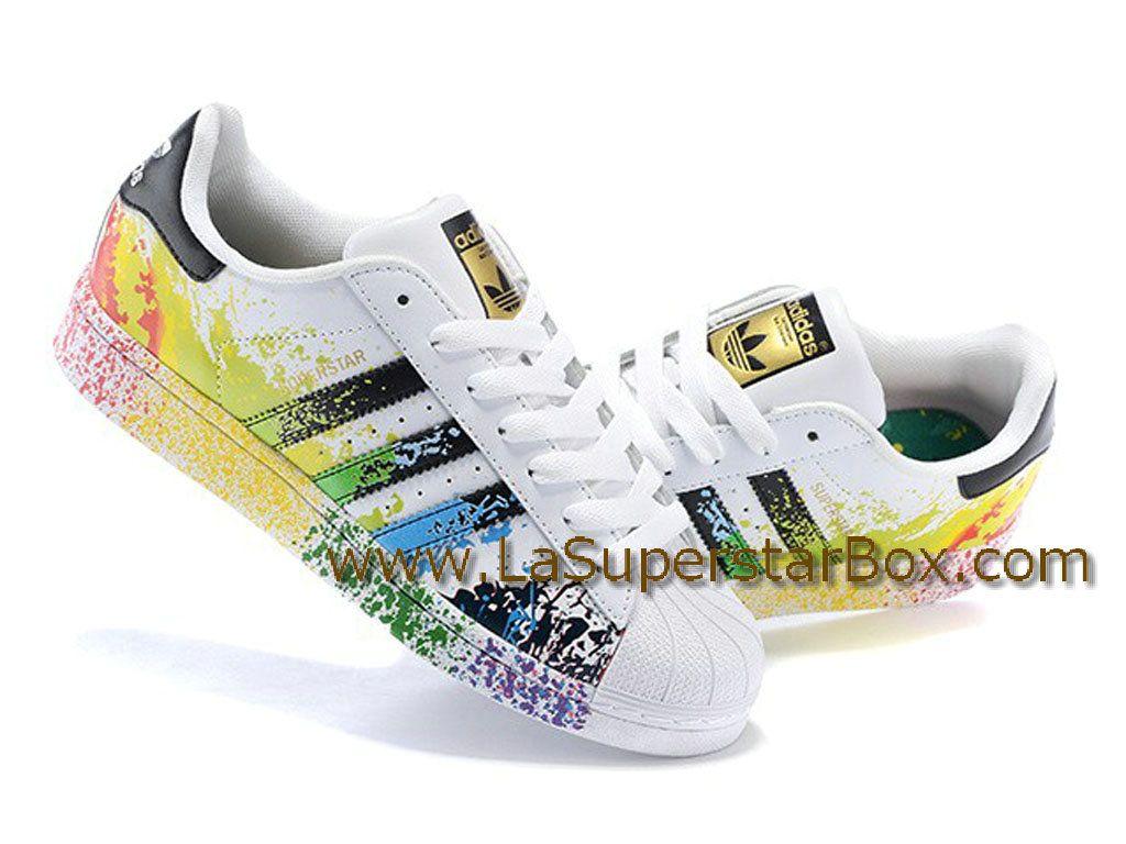 adidas originals superstars pride pack noir d70351