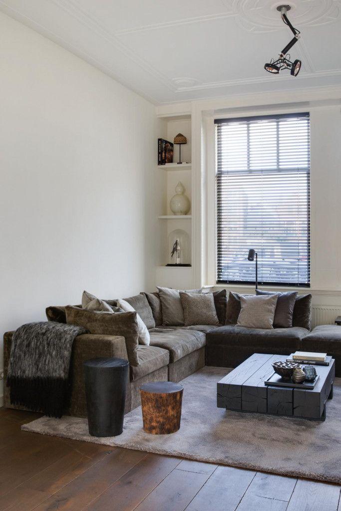 Clairz Interior Design | | Inrichting woonkamer | Pinterest ...